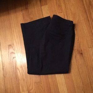 Old Navy Pants - Old Navy wide leg crops